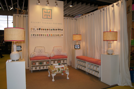 Sneak Peek: Our Booth at the New York Gift Show!