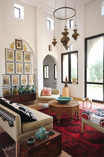 Falling For Fall Modern Moroccan